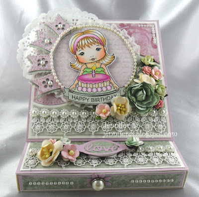 Project: Easel Box Card