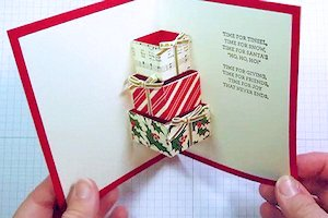 Project: Pop Up Present Card