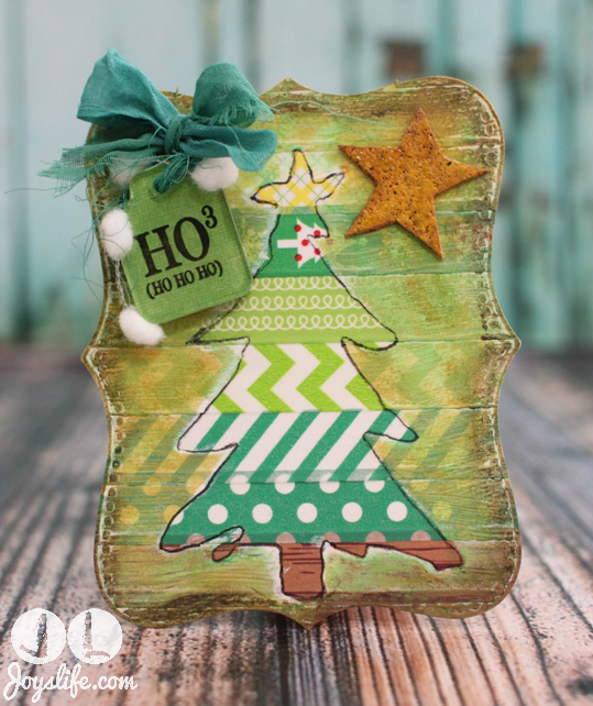 Project: Washi Tape Gift Tag