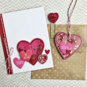 Project: Shaker Heart Embellishments