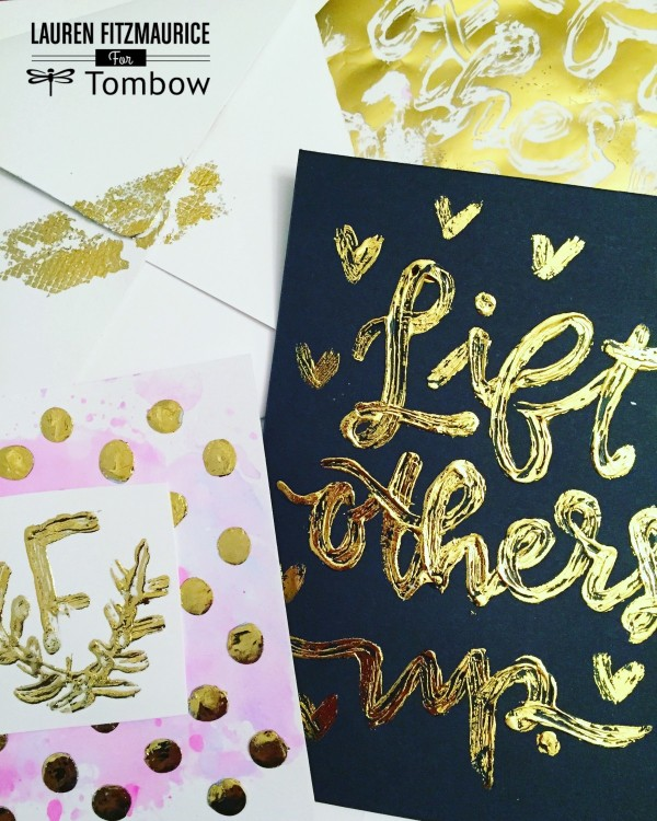 Tips: Foiling with Adhesives