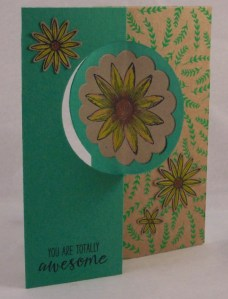 Product Review: Shine On Paper from Stampin' Up