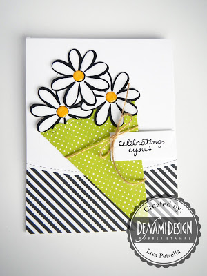 Project: Flower Nosegay Card