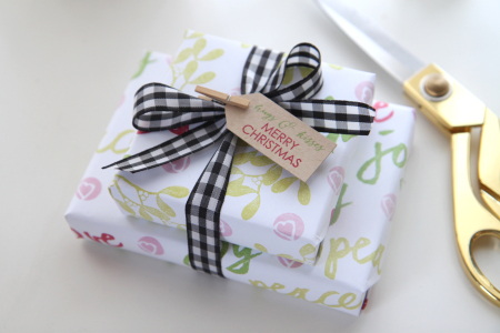Project: DIY Wrapping Paper