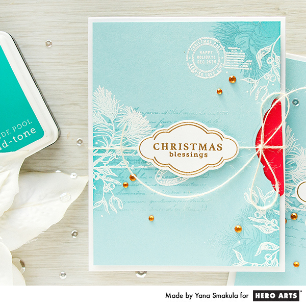 Project: Christmas Card with Hidden Gift Card Pocket