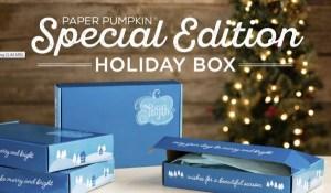 Paper Pumpkin November