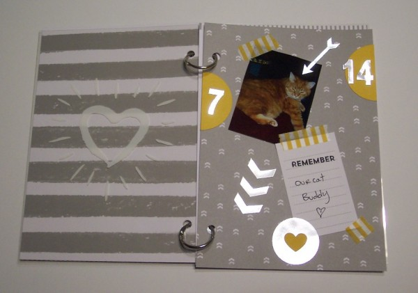 Review and Giveaway: Stampin' Up Paper Pumpkin Kit for December