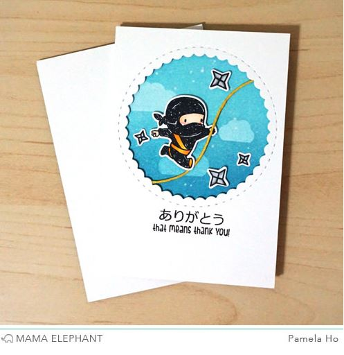 Project: Ninja Card