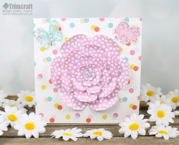 Project Blooming Tunnel Card