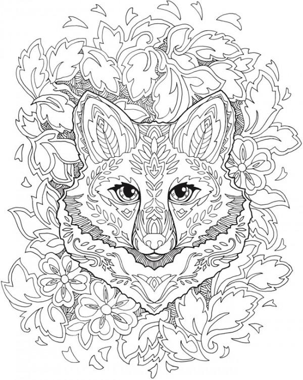 foxmandala