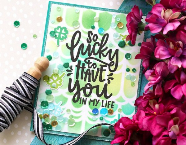 Project: Lucky St. Patrick's Day Card