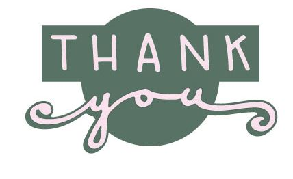 Download: Thank You Die Cut File