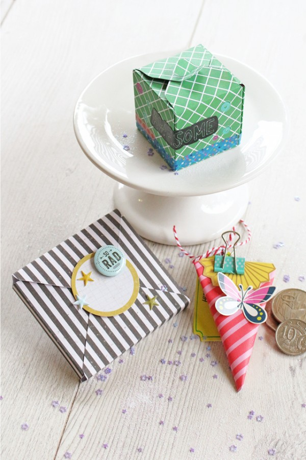Project Three Tiny Tooth Fairy Boxes