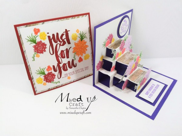 Project: Multi Step Pop Up Card