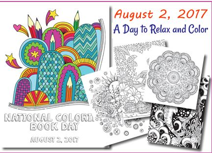 Download: Mini Coloring Book