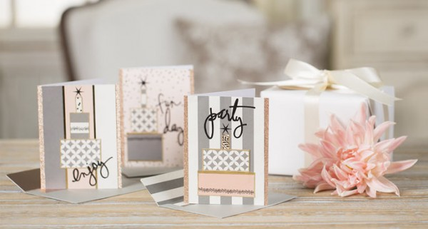 Tip: Quick and Easy Ideas with Pre-Printed Cards
