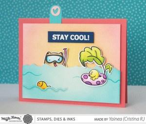Project: Snorkel Pull Tab Card