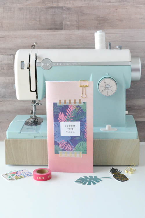 Review: WeR Stitch Happy Sewing Machine