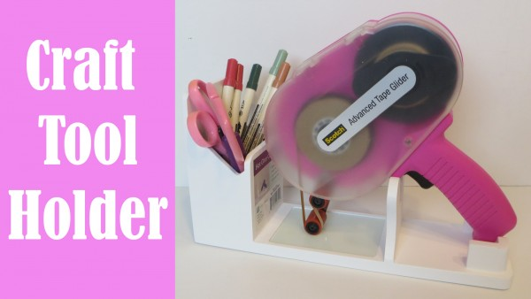 Product Review: Hot Glue Gun Holder