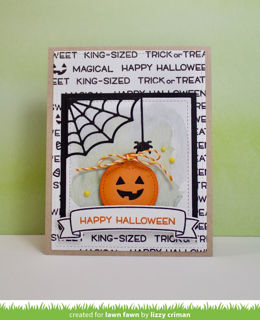 Project: Easy Halloween Card with DIY Patterned Paper
