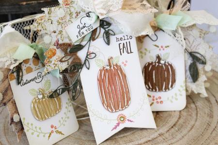 Tip: Stamping on Corrugated Cardboard