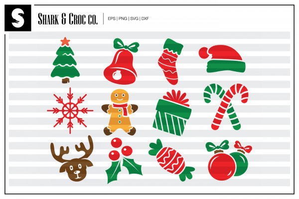 Download: Christmas Cut Files