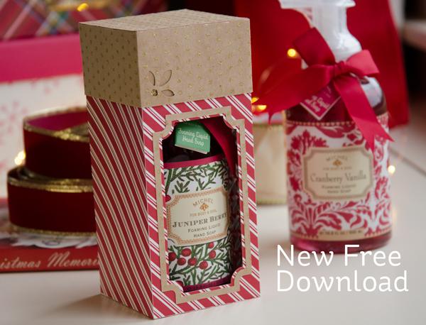 Download: Window Pane Gift Box