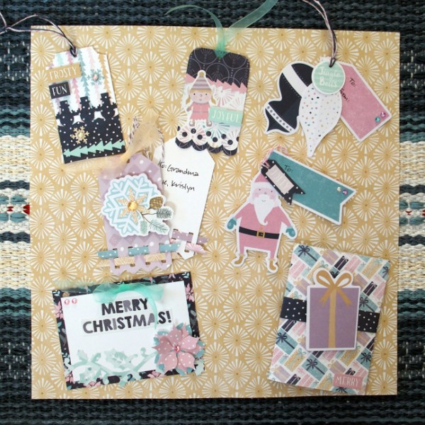 Project: Gift Tags