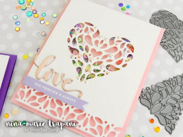 Trend: 4 Ways to Use Sequins on Cards