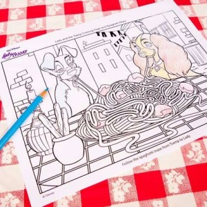 Downloads: Disney Coloring Pages