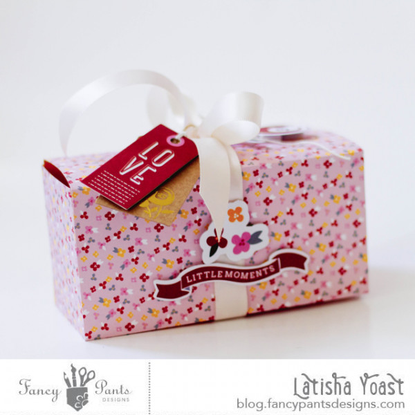 Project: Valentine Treat Box