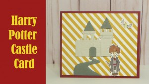 Project: Harry Potter Inspired Card