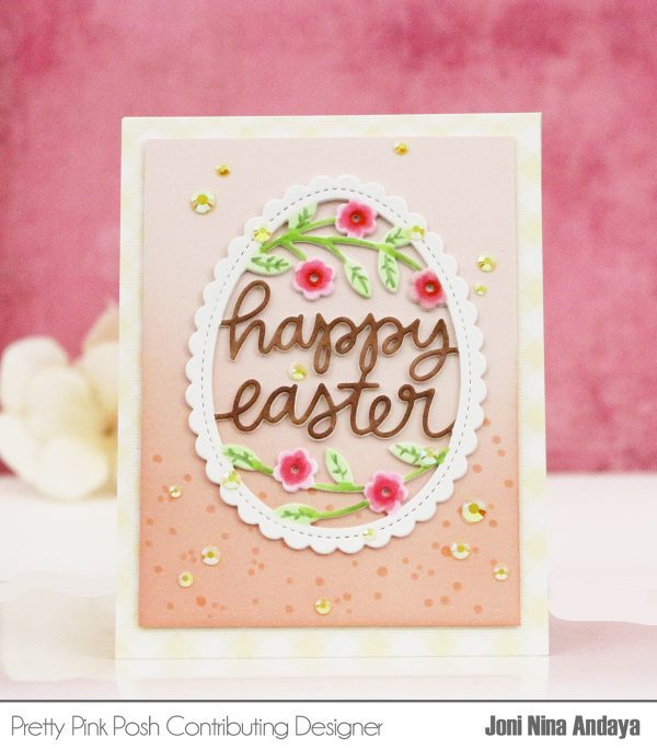 Project: Easter Pop Up Card