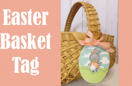 Project: Easter Basket Tag