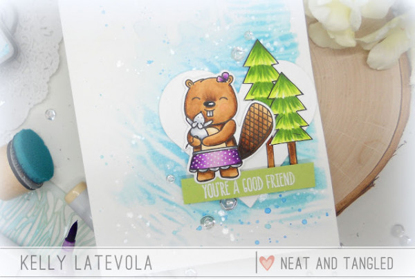 Tips for Fussy Cutting Your Stamped Images