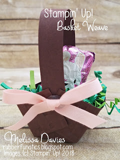Project: Tiny Easter Treat Basket