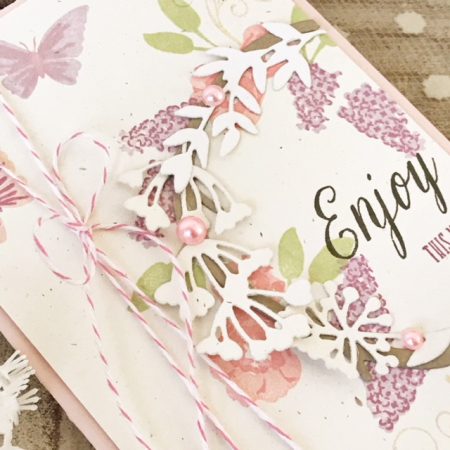 Stamping of the Edge of Cards
