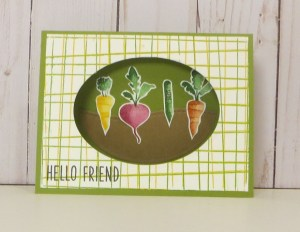 Review and Project: Right at Home Stamps