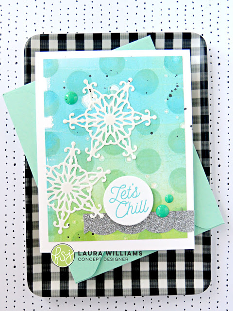 How to Make Cards With Gel Press