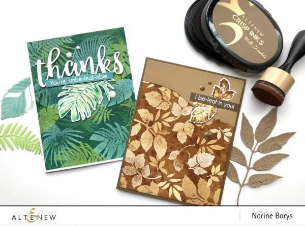 Cards with the Look of Batik