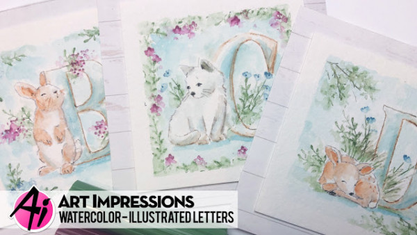 Animal Letter Cards
