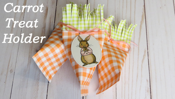 Carrot Treat Holder