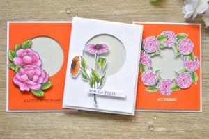 Floral Cards Gift Set