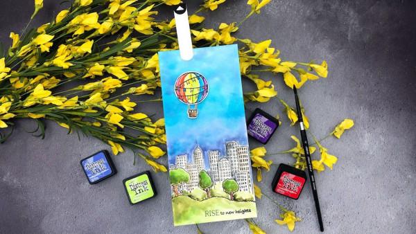 Magnetic Slider Card