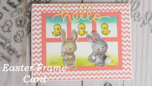 Hello Easter Card
