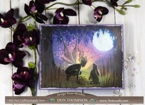 Fantasy Fairy Card