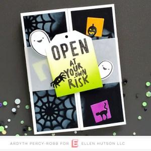 Halloween Gate Fold Card