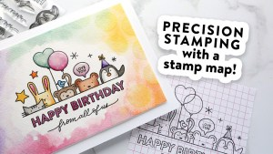 Make Stamping Easier with a Stamp Map