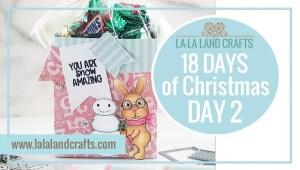 DIY Holiday Gift Bag
