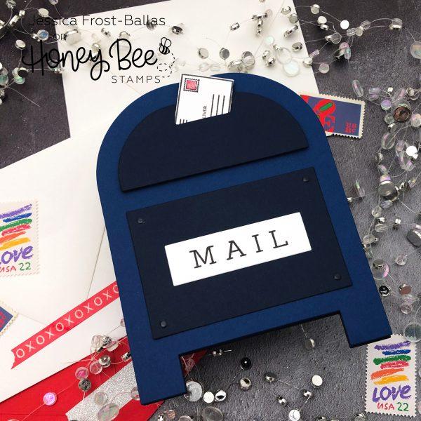 Mailbox Valentine Card